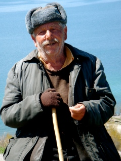 Armenian Fisherman