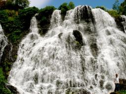 Southern Armenian Waterfall