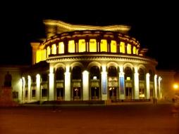 Opera House Yerevan, Armenia